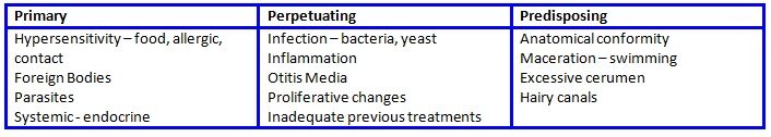 Factors of reinfection